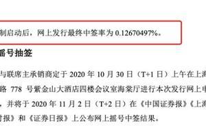 蚂蚁集团网上申购中签号出炉 共有701696个