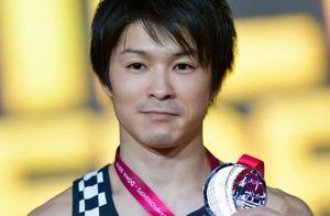 日本体操名将内村航平感染新冠病毒