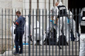法国尼斯发生持刀恐袭 致多人死伤 一人被斩首