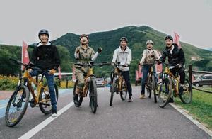 央视主持人越野骑行大片太吸睛《你好生活》第二季11月4日暖心归来