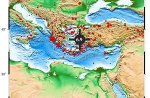 自然资源部海啸预警中心:土耳其海域地震可能会引发局地海啸