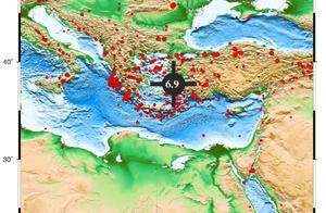 自然资源部海啸预警中心:土耳其海域地震可能会在震源周围引发局地海啸