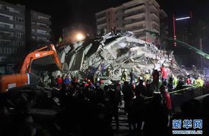 爱琴海地震致土耳其至少12人死亡