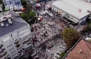 至少22人遇难!爱琴海发生6.9级地震 希腊总理推迟宣布新抗疫措施