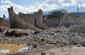 昨夜突发!6.6级地震已致12人死亡 数百人受伤