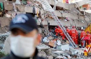 爱琴海海域强震已致27人遇难,救援行动仍在进行中