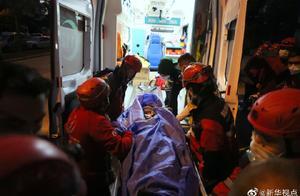 爱琴海地震致土耳其希腊至少27人死亡