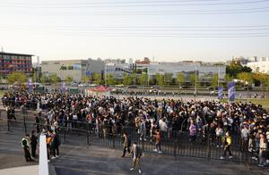 S10全球总决赛今晚举行,浦东警方派出1500名安保力量