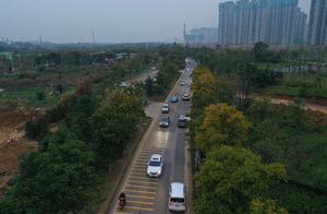 """浏阳河边有一条""""车震路""""!300米内298条减速带,市民吐槽:结石都能震掉"""