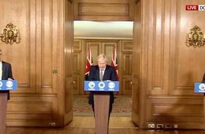 """英国首相宣布11月5日起英格兰全面""""封锁""""为期四周"""