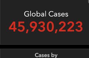 """英格兰进入第二次全面""""封锁"""",美国单日新增9.9万例创全球新高   国际疫情观察(11月1日)"""
