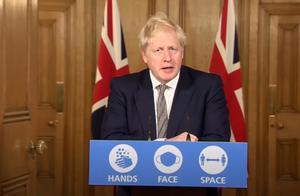 """累计确诊破百万,约翰逊宣布重新""""封锁""""英格兰地区"""