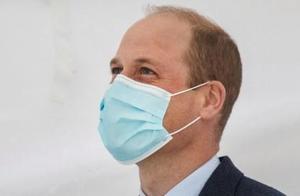 英媒:英国威廉王子4月曾感染新冠病毒