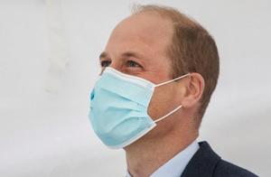 外媒:威廉王子今年四月曾感染新冠