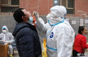 新疆喀什开展第三次全民核酸检测工作