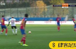 黄海点球5-4卓尔,姚翰林罚丢卓尔将战永昌