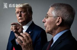福奇公开批评特朗普 白宫却反而指责其操弄政治
