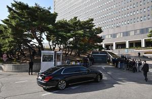 韩国前总统李明博正式服刑