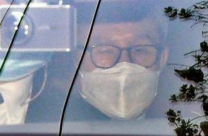 韩国前总统李明博被收监 开始正式服刑