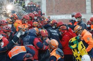 土耳其地震遇难人数上升至91人,近千人受伤,警方拘捕9人