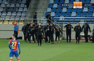 中超保级战韩国主裁又惹争议,武汉卓尔考虑向足协申诉