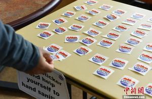 美国大选选举日投票启动 特朗普和拜登这样表态