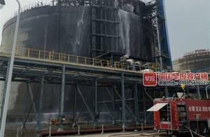 最新通报!北海铁山港天然气码头突发大火,致5死1失联3重伤