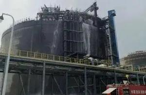 国家管网集团北海铁山港着火已致5死,最后1名失联人员已找到