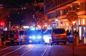 """追踪丨维也纳枪击事件""""圣战分子""""宣布为袭击负责"""