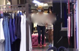 佟大为12岁女儿腿长引热议,身高超妈直逼老爸180,撞脸王祖贤