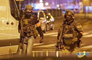 """""""圣战分子""""宣布为维也纳袭击负责!凶手手持AK系列自动步枪扫射"""