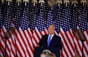 """特朗普白宫讲话威胁要""""停止计票"""",拜登竞选经理炮轰:""""不可容忍、史无前例、错误"""""""