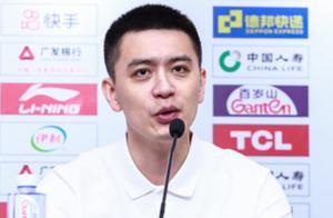 杨鸣:新疆队全场高强度对抗,我们年轻球员要向他们学习