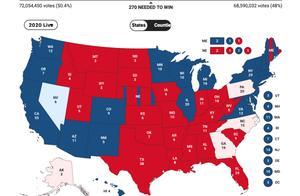 特朗普对关键州发起法律挑战,美国或出现宪政危机?