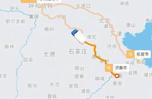 环渤海湾一圈、五渡长江……网友:我的快递去旅游了