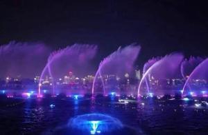 南昌秋水广场音乐喷泉再次惊艳亮相 表演时间公布
