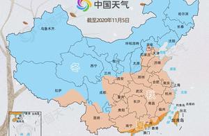 明日立冬!我国超一半区域进入冬季 这张全国补冬地图请收好