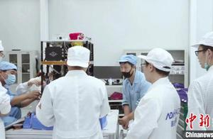 全球首颗6G试验卫星成功发射
