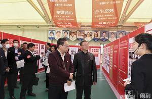 上海教卫系统抗疫专题展巡展在上海健康医学院揭幕!面向公众开放