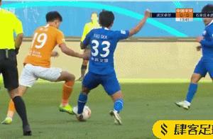 武汉0-0永昌,奥斯卡多次错失良机