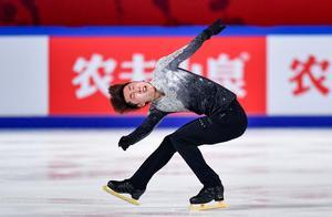"""金博洋难度""""高配置""""卫冕花滑中国杯冠军"""