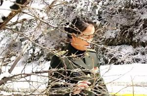 一位女军事记者的心语:女儿,真的非常Sorry