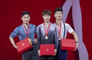 花样滑冰丨中国杯:金博洋夺得男子单人滑冠军