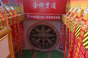 """刚刚!杭州地铁8号线一期工程全线""""洞通"""",年底前还有这些地铁要建成"""