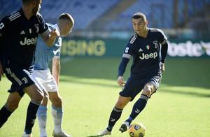 意甲-C罗4场联赛6球+疑似伤退 尤文客场1-0拉齐奥开局7场不败