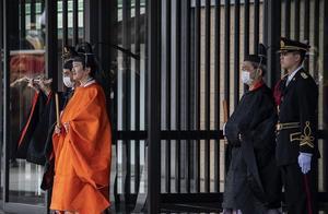 日本举行立皇嗣宣明仪式