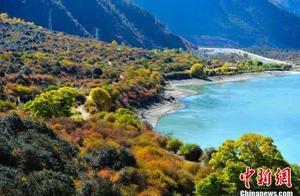 西藏雅鲁藏布大峡谷被授牌为国家5A级旅游景区