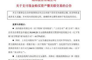 罗永浩债要还完了?尚伟股份欲近6亿收购其直播公司