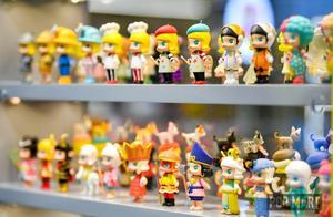 从漫威、日本动漫到潮流玩具,为什么泡泡玛特是这个时代的必然产物?