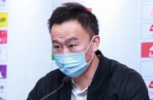 刘维伟透露身体不适准备不足,坦言每场都做好输球准备